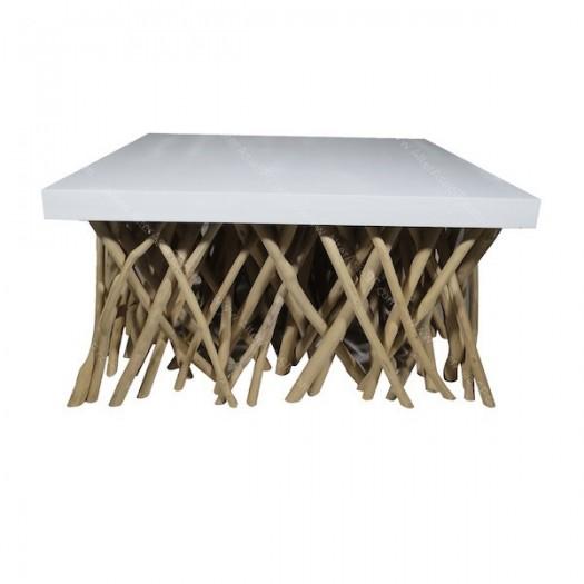 Mesa de ramas