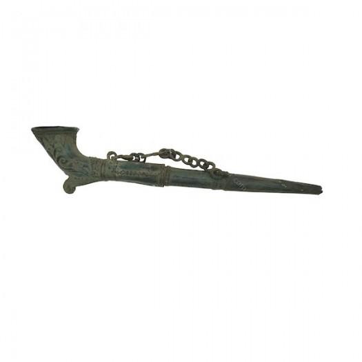 Pipa de bronce