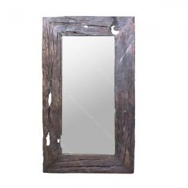 Espejo madera antigua