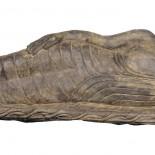 Escultura Buda tumbado