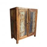 Armario madera reciclada