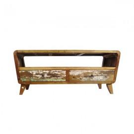 Mueble TV reciclado