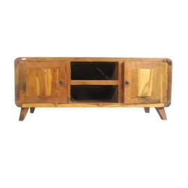 Mueble TV de teca