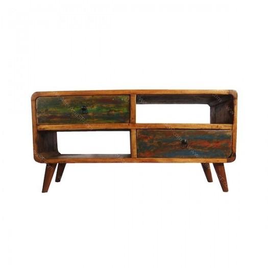 Mueble TV madera bote