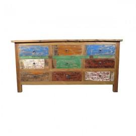 Aparador madera reciclada