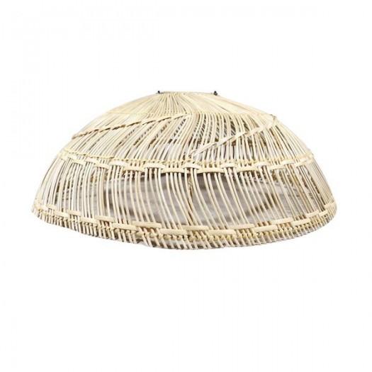 Lámpara ratán