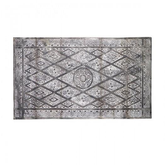 Panel geométrico Toraja