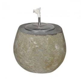 Vela de piedra