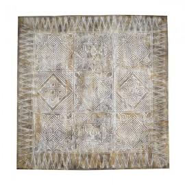 Panel tallado toraja
