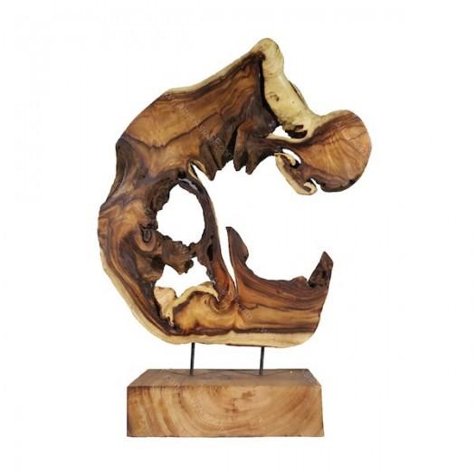 Escultura de suar