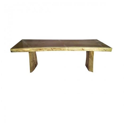 Mesa de comedor de suar