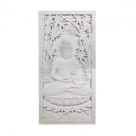 Panel piedra Buda