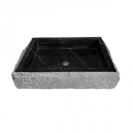 Lavabo mármol rectangular