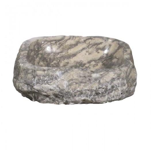 Lavabo mármol rústico