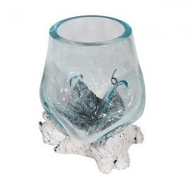Pecera cristal XXS
