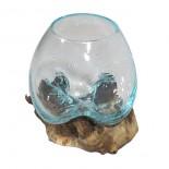 Pecera cristal XS