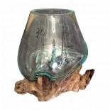 Pecera cristal S