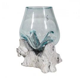 Pecera cristal M