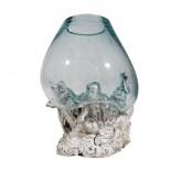 Pecera cristal L