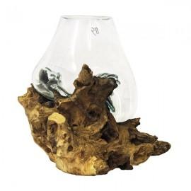 Pecera cristal XL