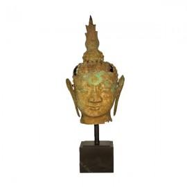 Gran busto de Buda