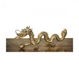 Dragón de bronce