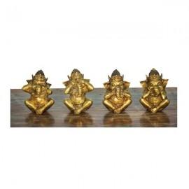 Cuarteto de Ganesha