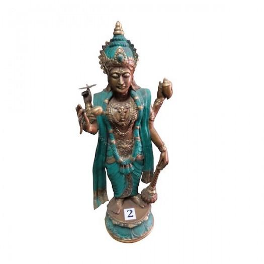 Figura de Visnu