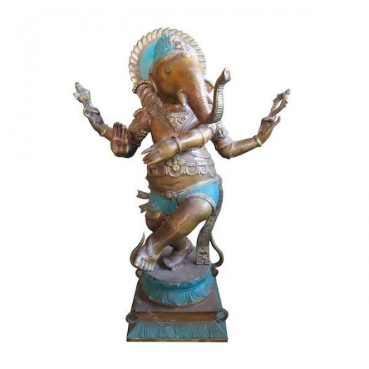Ganesha de bronce