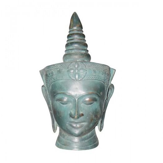 Busto de Buda Thai