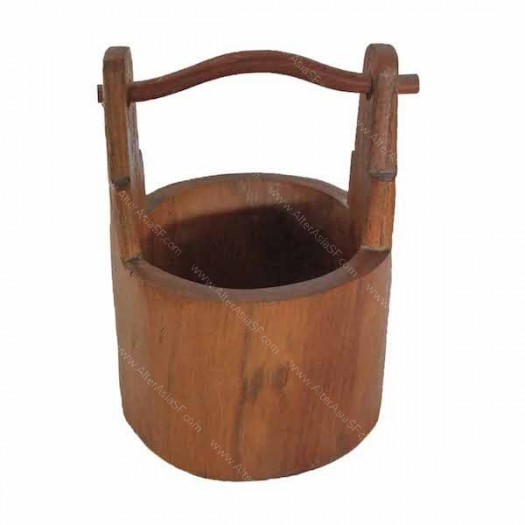 Balde de madera