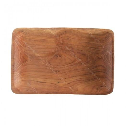 Plato madera