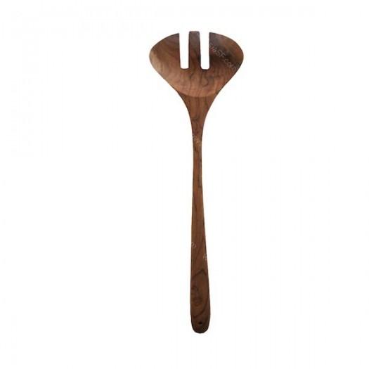 Tenedor de madera