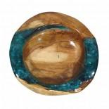 Bowl resina verde