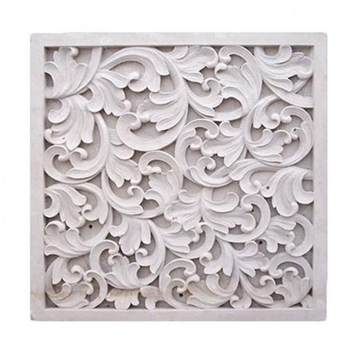 Panel piedra con tallas