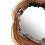 Espejo con tronco