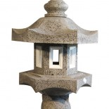 Lámpara asiática