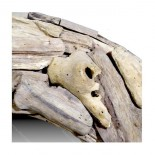 Espejo madera de deriva