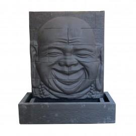 Fuente Buda feliz