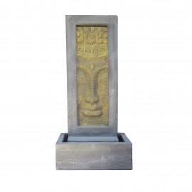 Fuente Buda con marco