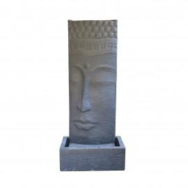 Fuente de la cara de Buda