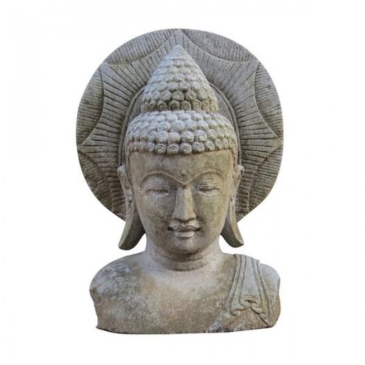 Busto de Buddha