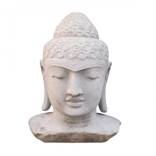 Cabeza Buddha