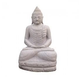 Estatua Buda sentado