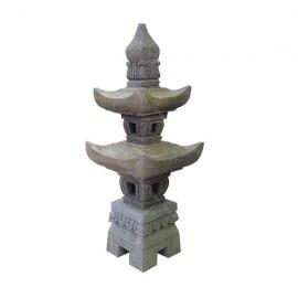 Linterna japonesa de jardín