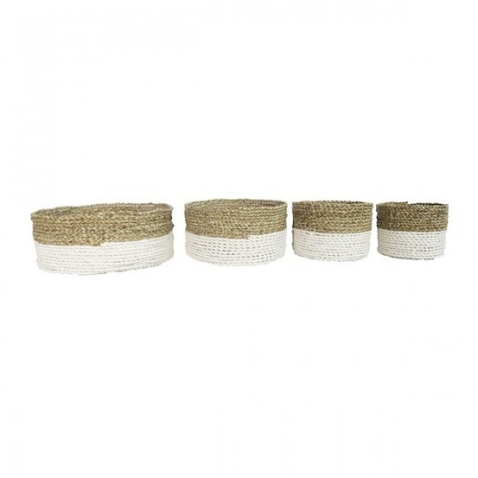 Set pequeño de 4 cestos