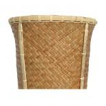Cesto bambu alto