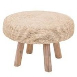 Stools, poufs and rugs