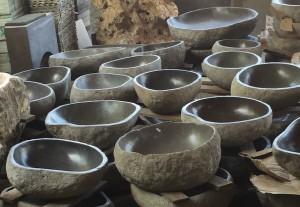 Lavabos de piedra y mármol